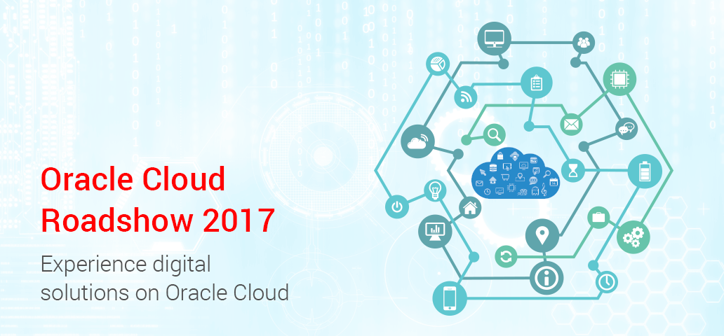Oracle Suneratech Cloud Roadshow