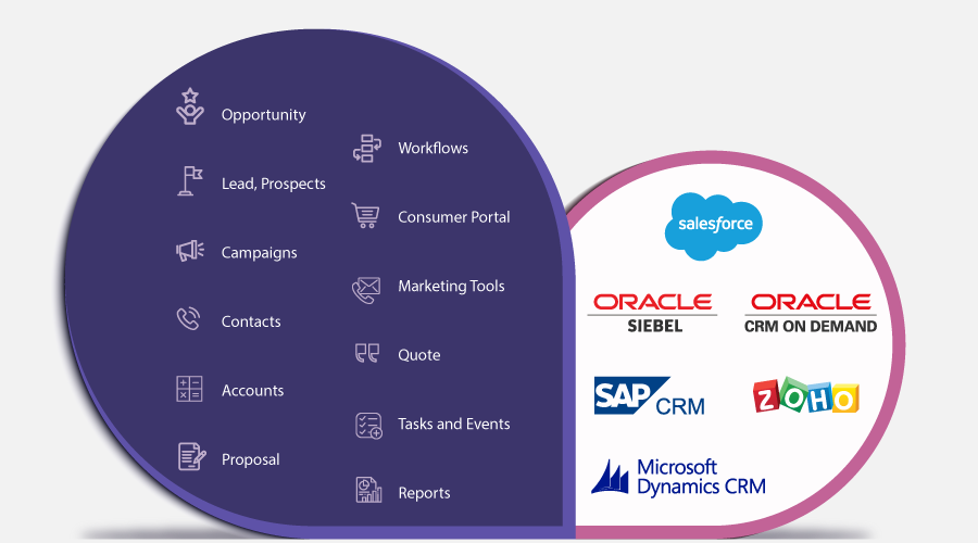 CRM Testing Infographic