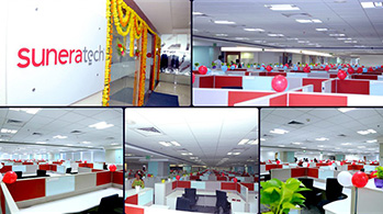 Suneratech New Office
