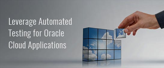 Leverate Automated Testing for Oracle Applications