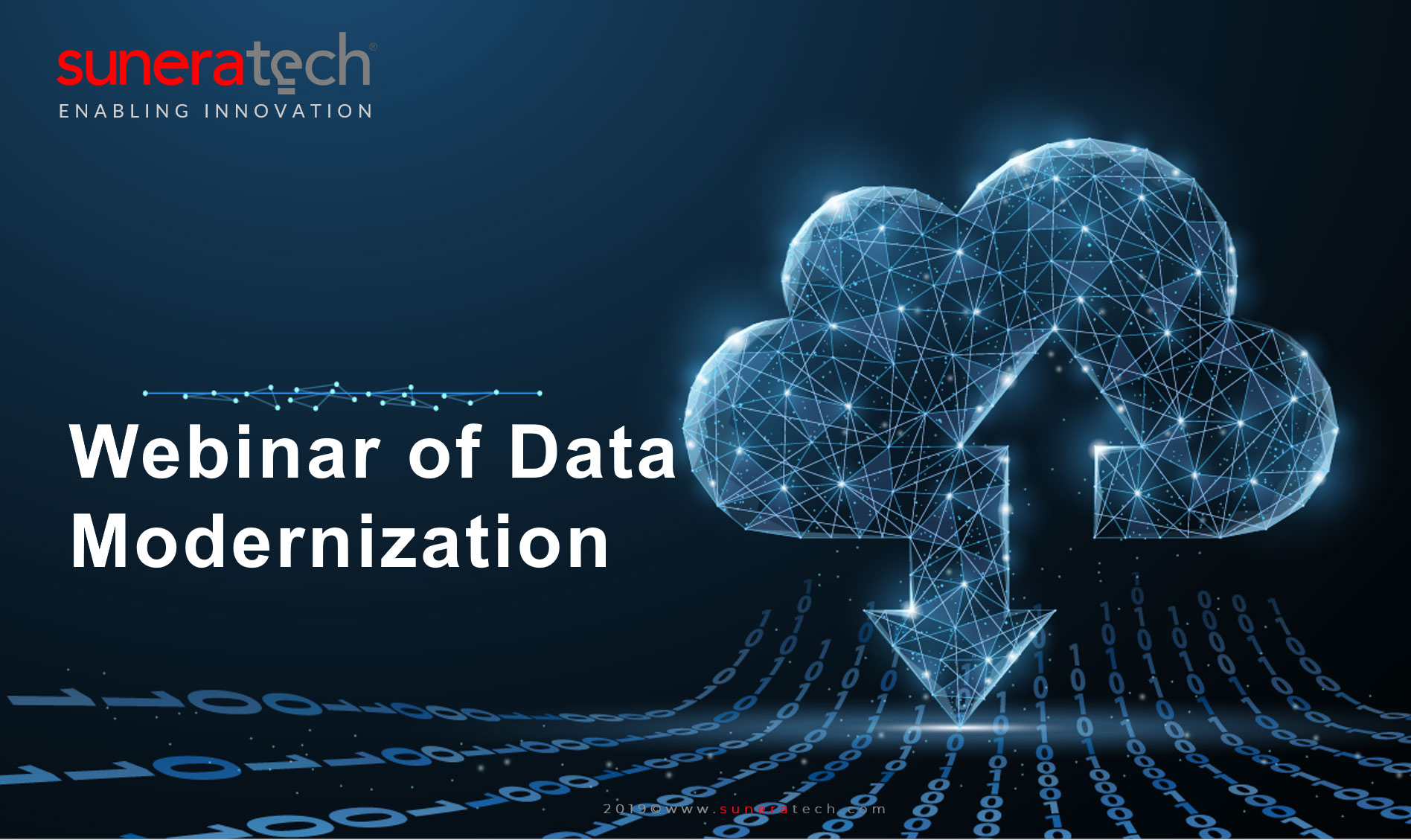 Webinar: 5 Key Elements of Data Modernization: How Organizations needs to approach it?