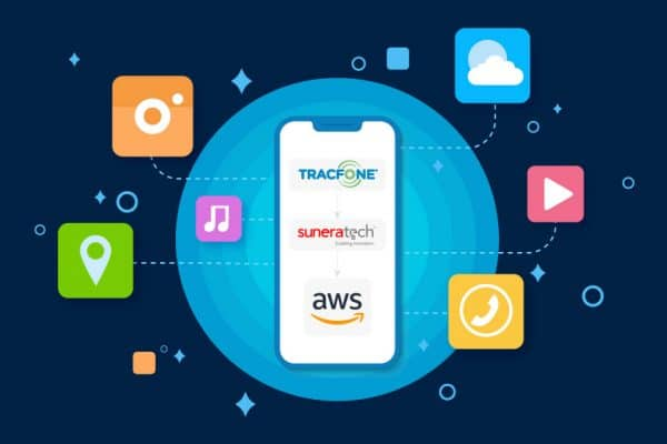 SuneraTech Brings TracFone Web Apps to AWS CloudFront