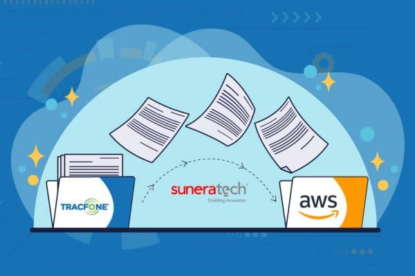 SuneraTech Helps Tracfone Wireless to Re-platform and migrate EBS to AWS Cloud.